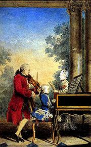 Mozartfamily