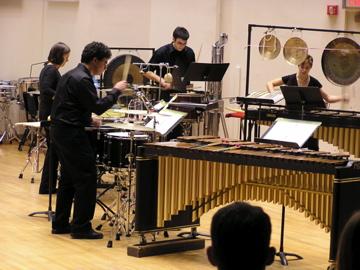 Western Percussion Ensemble
