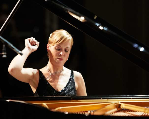Olga Kern, Mogens Dahl Konsertsal 26.1.2009