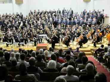 Missa Choral Union and UW Symphony Orchestra