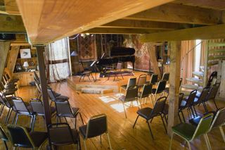 TokenCreekbarn interior