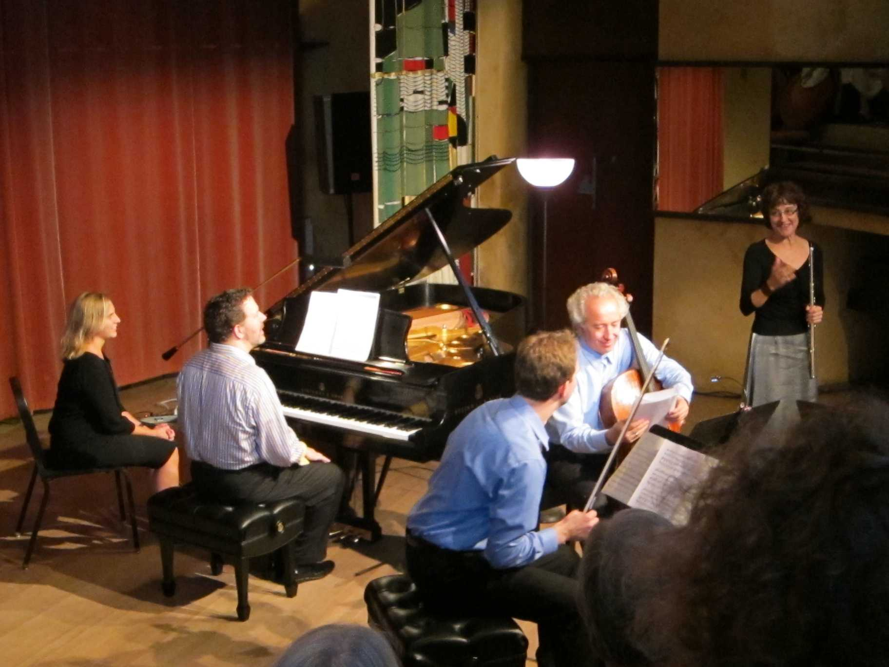 Piazzolla four seasons string quartet / Kalloori tamil film