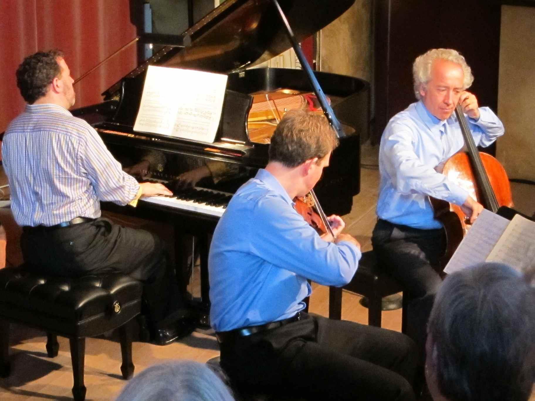 San Francisco Trio 1
