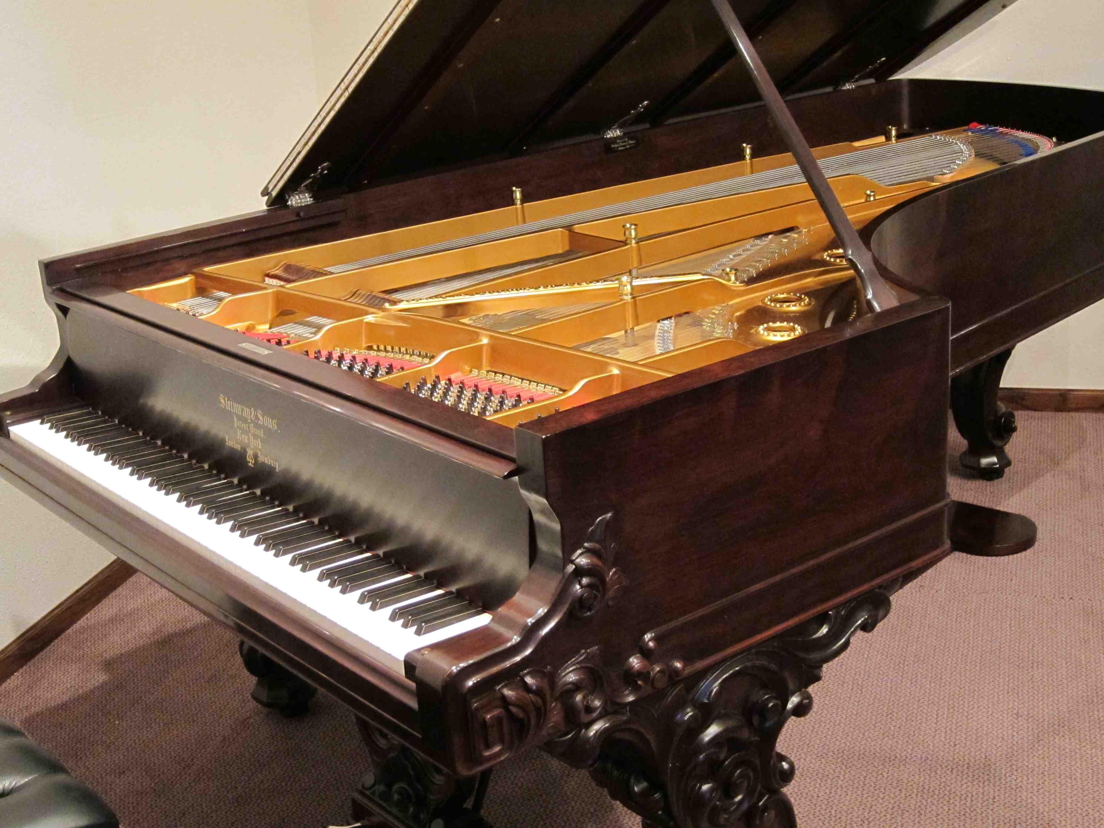 Farley 1877 piano