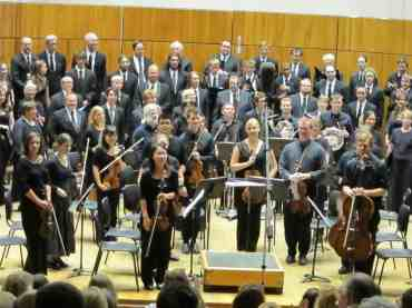 Madison Summer Choir orchestra