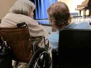 Oakwood wheelchair