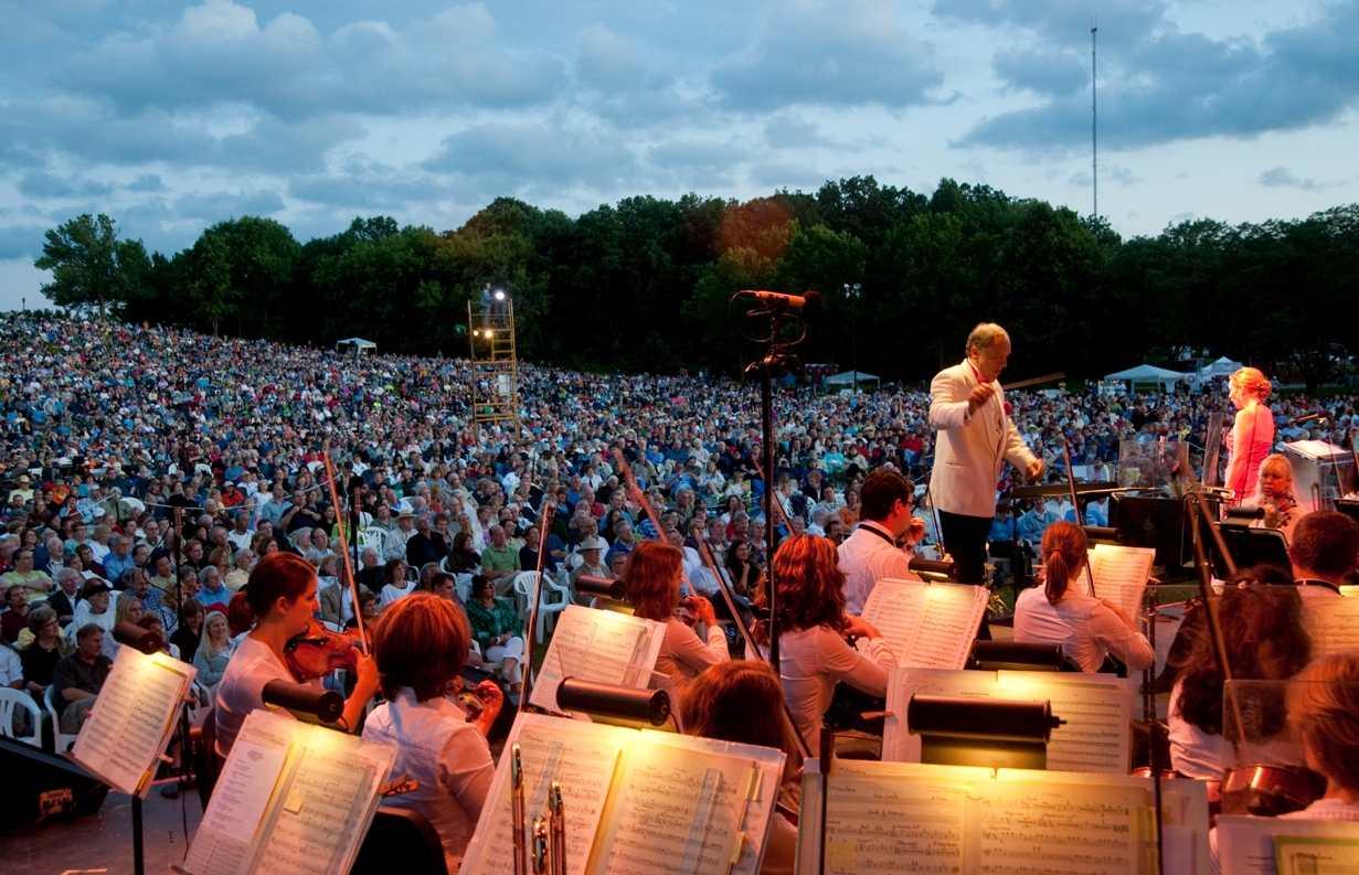 opera in park De Main_001