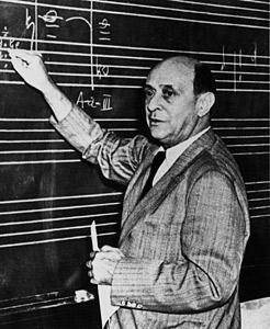 Arnold Schoenberg 1936