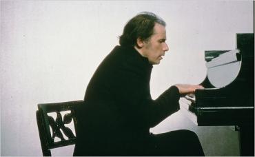 Glenn Gould old