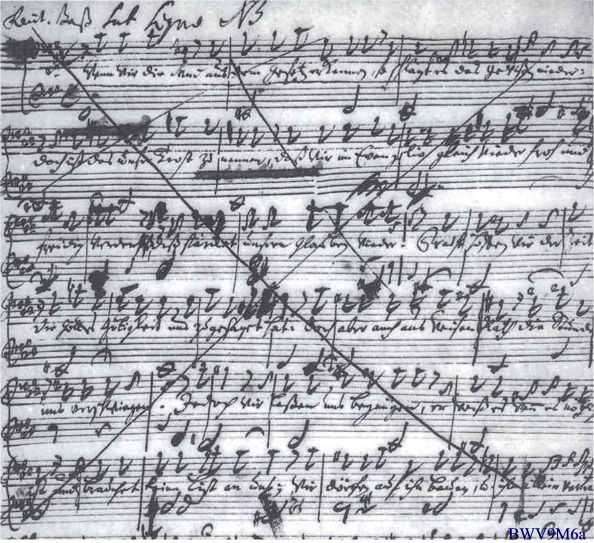 Classical music: 3 famous and related Bach cantatas are on