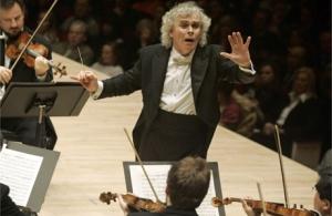 berlin philharmonic rattle
