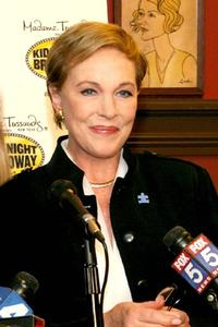 Julie Andrews now
