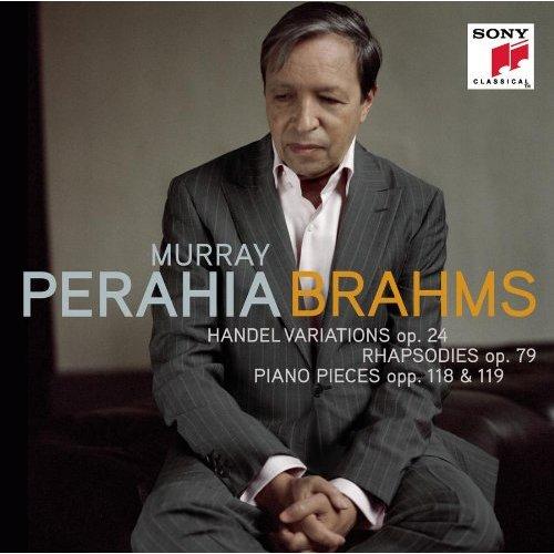 Classical music review: Pianist Murray Perahia's Brahms CD