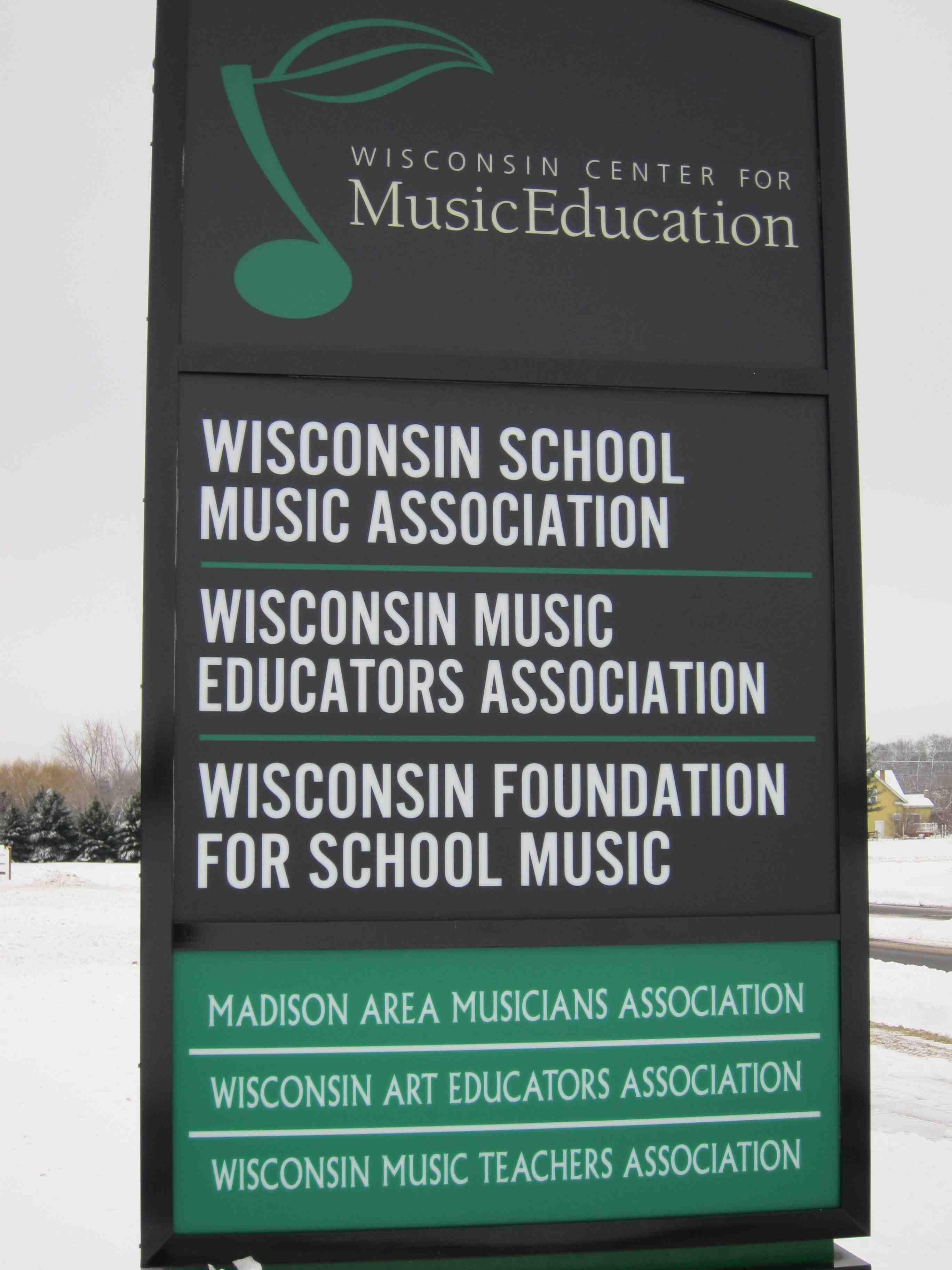 wisconsin music:
