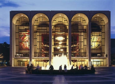 music: The Metropolitan Opera is playing out its own dramatic opera
