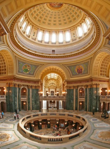 Wisconsin Capitol Rotunda