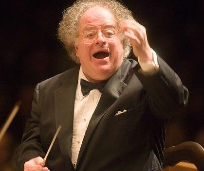 James Levine conducting
