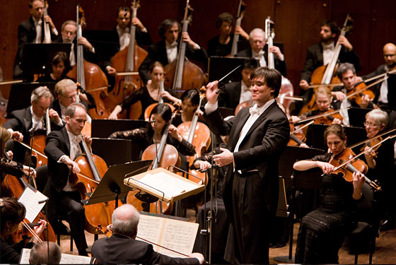 New York Philharmonic Alan Gilbert