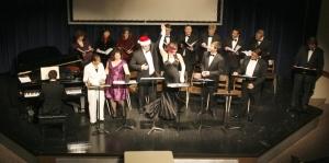 Candid Concert Opera Fledermaus ensemble