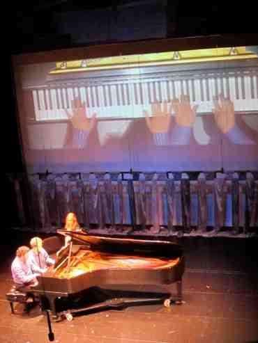 BDDS piano jumbotron