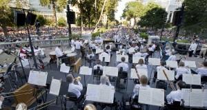 Concerts on Square WCO orchetsra