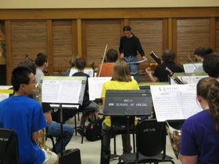 MAYCO Mikko conducting Steve Rankin