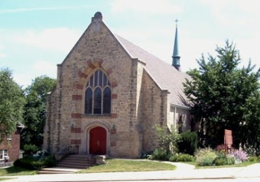 St. Andrew's Episcopal Madison Front