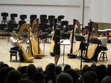 WYSO Harp Ensemble 2011