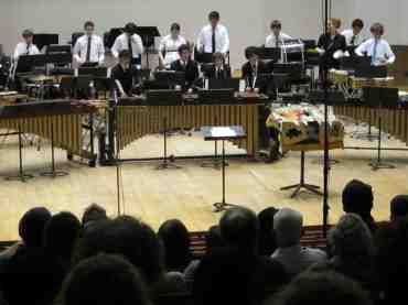WYSO Percussion Ensemble