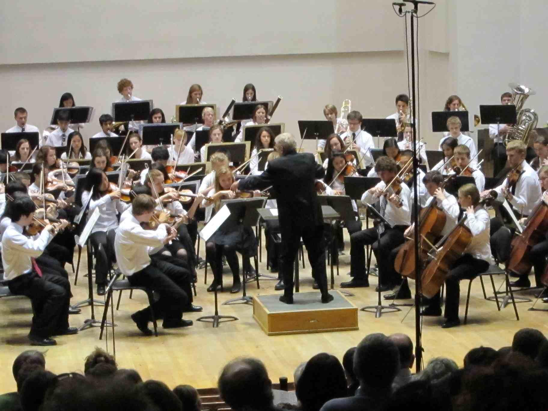 WYSO Philharmonia Tom Buchhauser 2011