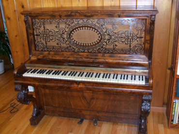 Stephenson Fred ca. 1840 upright