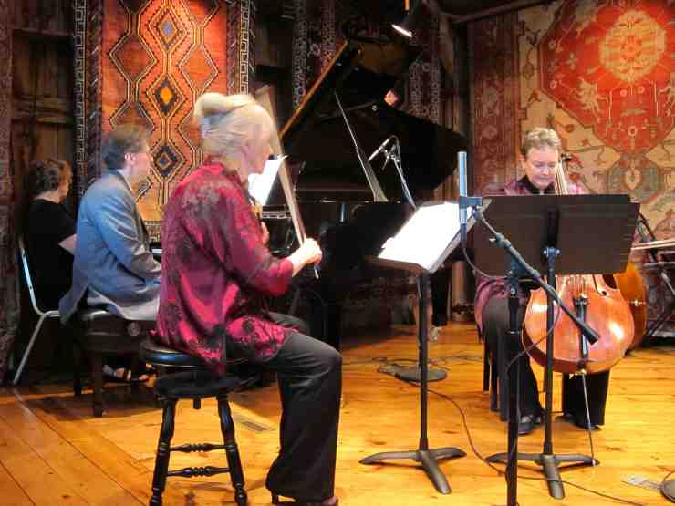 Classical music: This summer the Token Creek Festival goes online. The music starts TODAY at 4 p.m. Concerts run daily through Sept. 15 and remain up for this month