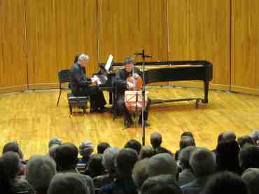 Karp family 2011 Brahms Parry and Howard Karp