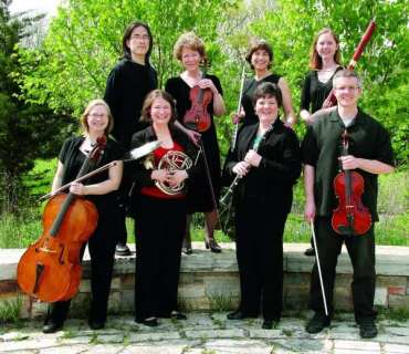 Oakwood Chamber Players 2011 photo Bill Arthur