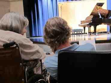 Oakwood Village Auditorium and Stage