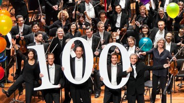 san francisco symphony turns 100