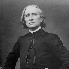Liszt photo by Pierre Petit
