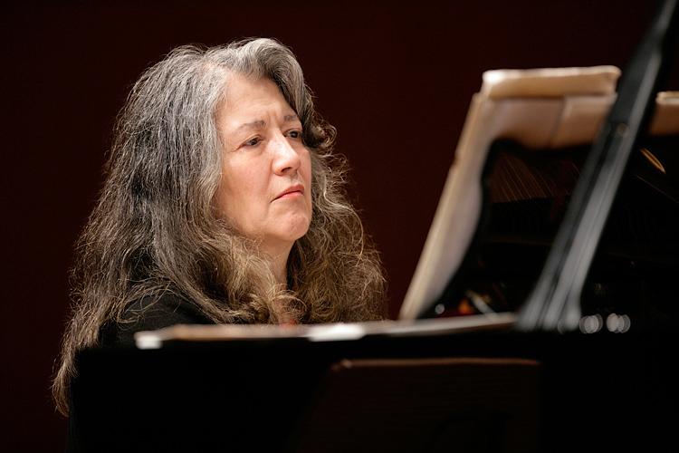 Martha Argerich, Piano