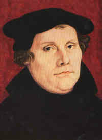 martin luther color