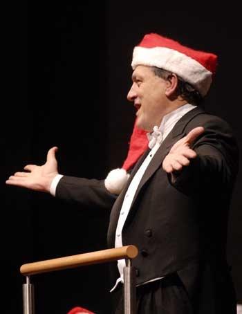 DeMain Santa Bob Rashid