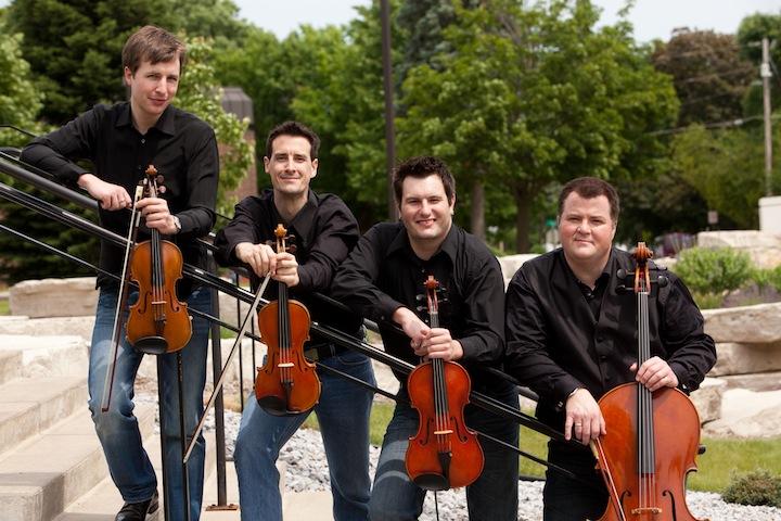 Kipperton String Quartet 1