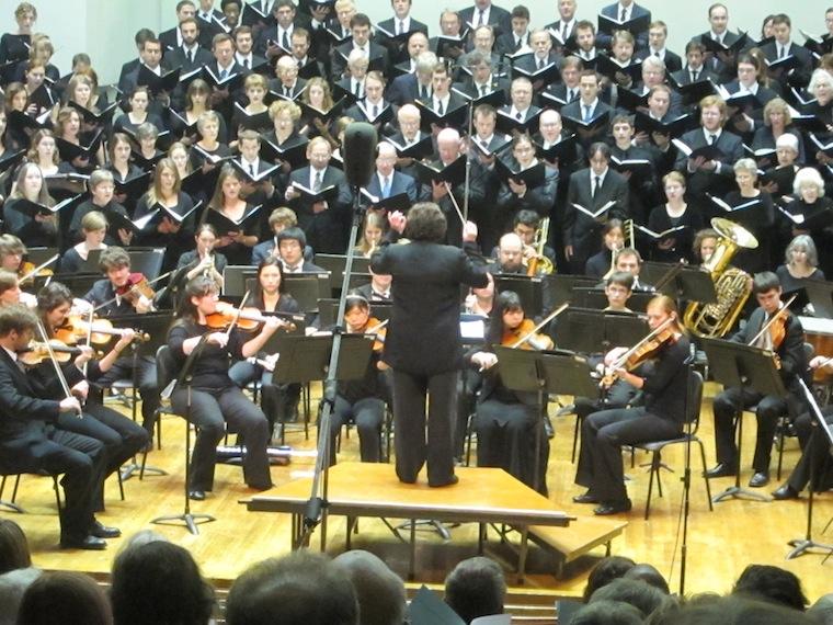 UW Choral Union  12:2011