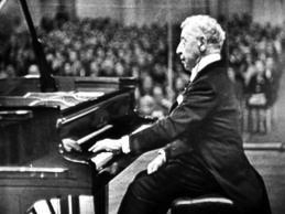 artur rubinstein in moscow 1964
