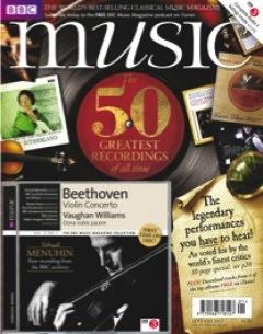 BBC Music Magazne Top 50