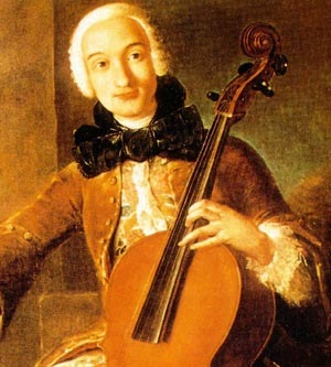 Boccherini with cello 1