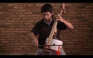 landfill harmonic cello