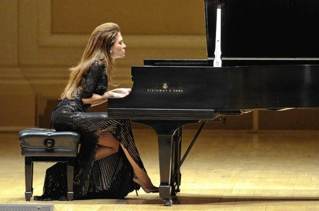 Classical music: Reviews of pianist Lola Astanova don't