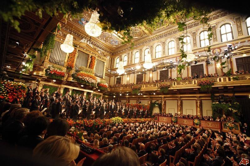 Vienna Golden Hall