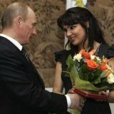 Anna Netrebko and Vladimir Putin