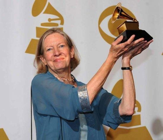 Judith Sherman Grammy 2012